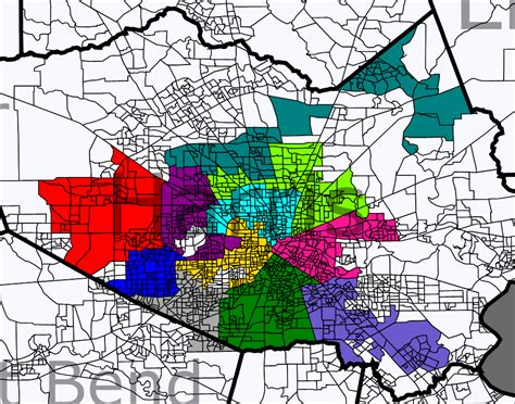 houston map by wards greg s opinion greg s big of whatnot