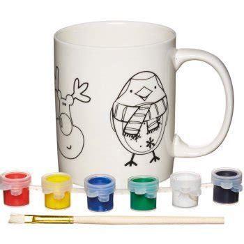 Mug A Decorer by Kit Cr 233 Atif Mug De No 235 L 224 D 233 Corer Pour L Anniversaire De