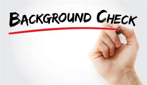 How To Check Employee Background The Roi Of An Employee Background Check Understanding