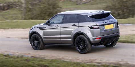 land rover range rover evoque black range rover evoque review carwow