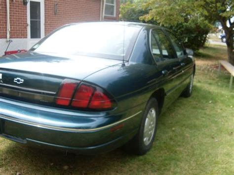 automotive air conditioning repair 2001 chevrolet lumina auto manual purchase used 2001 chevy lumina in cockeysville maryland united states for us 2 700 00