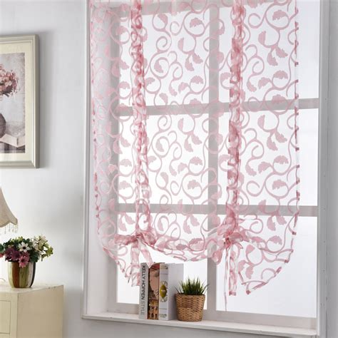 Sheer Kitchen Window Curtains Blinds White Curtains Curtains Door Curtain Window Curtains Sheer Butterfly Floral Kitchen
