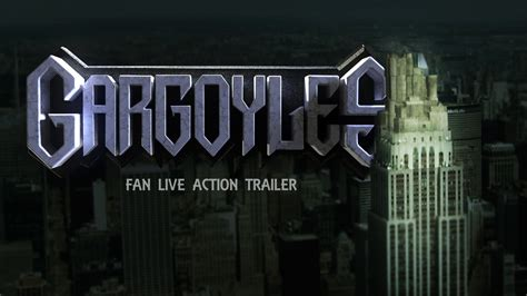 gargoyles film 2017 disney s gargoyles live action movie fan teaser trailer