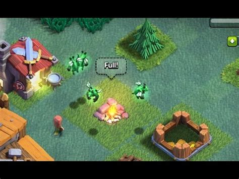 Beta Troops clash of clans new update new troops beta minion attack
