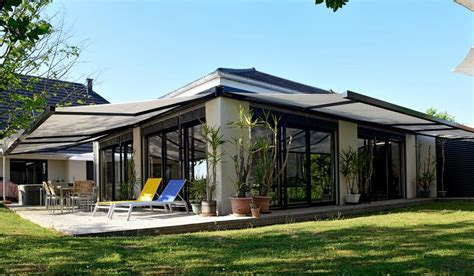 contemporary awnings awning modern patio awnings brustor