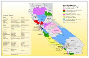 california college map map of california community colleges deboomfotografie
