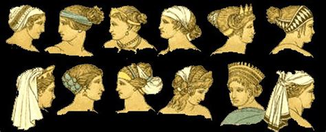 History of Hairstyling ? Ancient Greece » Salon Treuvis