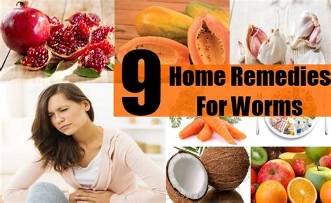 best home remedies for worms worm treatment wth a