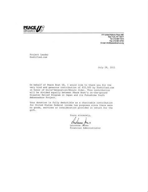 thanksgiving donation letter