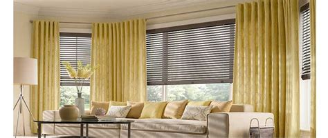 Window Blinds And Curtains Beyond Window Dressing Update A Room In An Instant With
