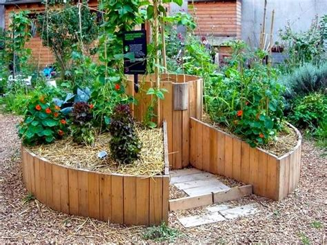 herb and vegetable garden ideas 15 creative ways for raised bed garden
