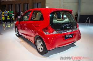 honda brio honda brio facelift brio rs yellow 2016 indonesia auto
