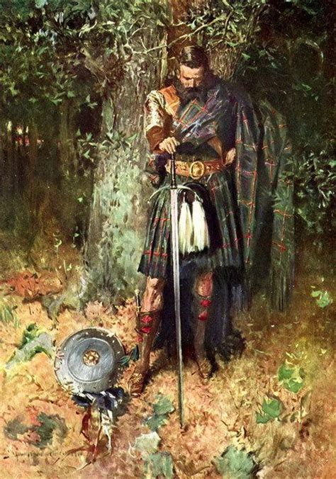 scottish warrior scottish warrior no reason just pretty to look at