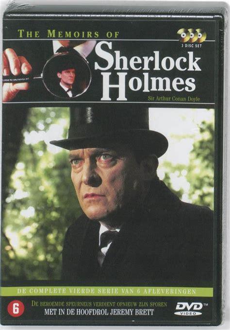 filme schauen the memoirs of sherlock holmes bol sherlock holmes 04 the memoirs of rosalie