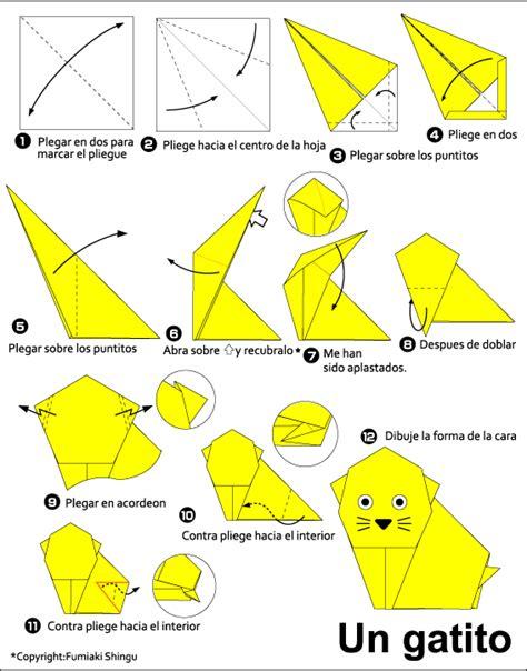 Www En Origami Club - j ossorio papercraft descargar gato en origami