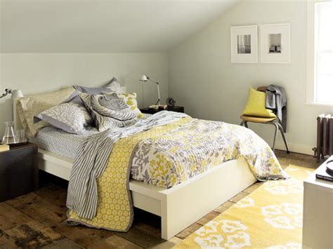 yellow and gray bedrooms yellow and grey go together like design style