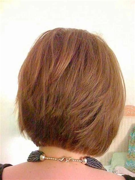 Back Of Shag Hair Cuts | shag haircut back view short hairstyle 2013