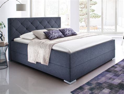 140x200 bett boxspring matratze 140x200 box bed 160x200 cm pu