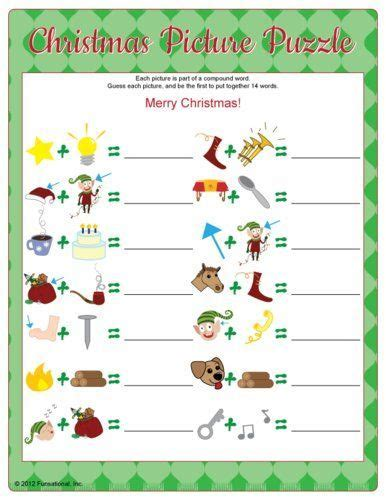 best christmas puzzles and answers 497 best images about to play on gift exchange