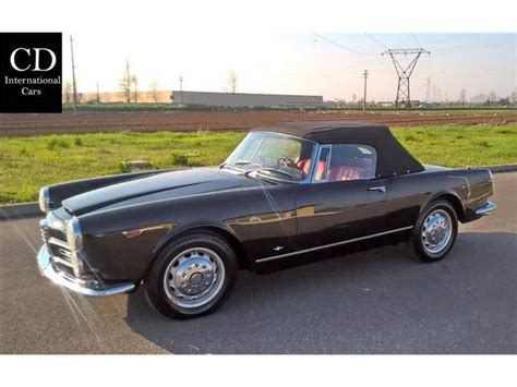 Alfa Romeo 2600 Spider by For Sale Alfa Romeo 2600 Spider 1962 Offered For Gbp