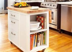 Small Mobile Kitchen Islands 52 Kitchen Island Designs For Small Space Homefurniture Org