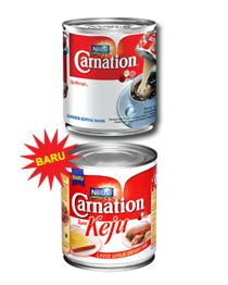 Kental Manis Nestle Carnation Perbedaan Carnation Dan Frisian Flag Makanan Minuman