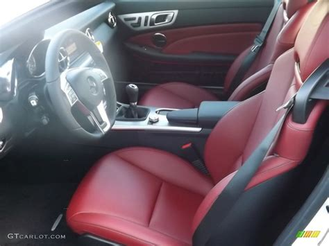Slk 250 Interior by Bengal Black Interior 2013 Mercedes Slk 250