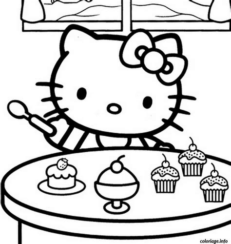 happy birthday mimi coloring page coloriage dessin hello kitty 280 dessin