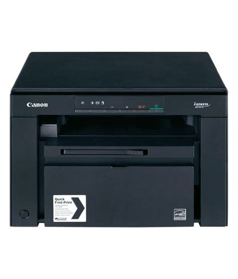 Printer Canon Laserjet canon mf3010 all in one printer with laserjet technology buy canon mf3010 all in one printer