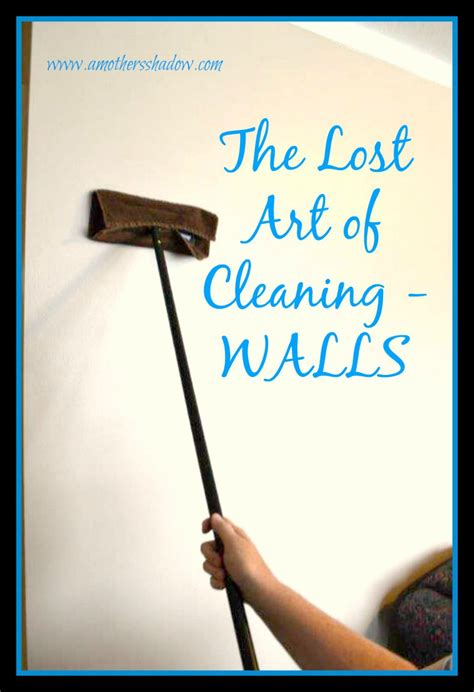 clean wall 15 effective diy home cleaning tutorials great diy ideas