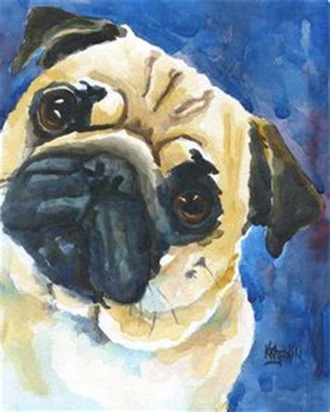 pug paint me like 1000 images about pug on pug puppies pug and pug
