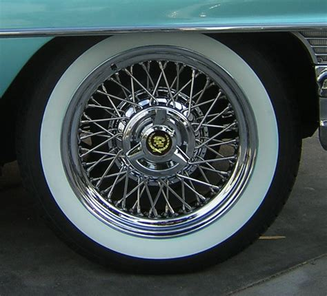 Cadillac Wire Rims by For Heavy Cars Add 8 Spokes To Each For 280 For The Set