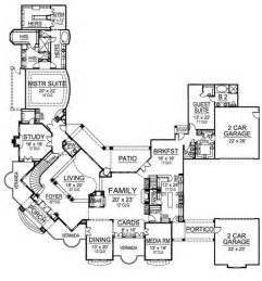 floor plan of monticello monticello 4867 4 bedrooms and 4 5 baths the house designers
