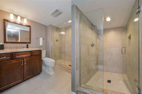 bathroom remodeling service chuck jen s hall bathroom remodel pictures home