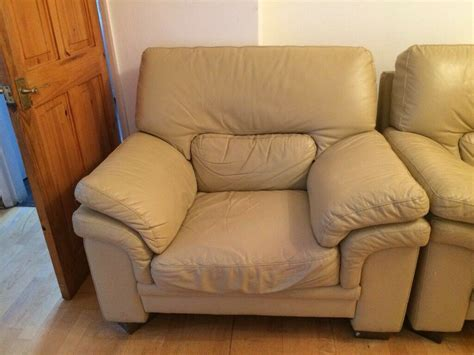sofas doncaster 3 piece cream leather sofa in doncaster south yorkshire