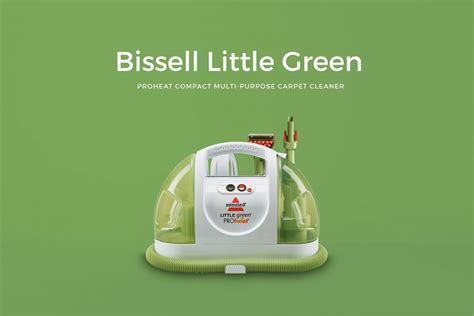 Which Best Buy Carpet Cleaner 2014 - bissell green multi purpose portable carpet cleaner