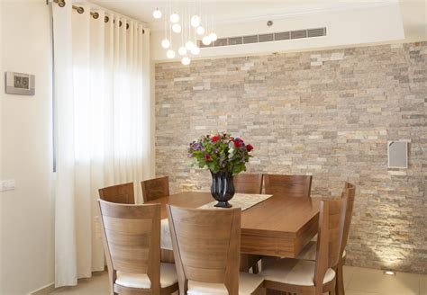 dining room walls stone wall dining room 1017 latest decoration ideas