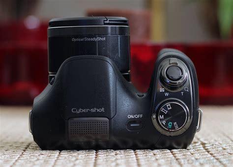 Kamera Sony Cybershot Dsc H200 spesifikasi harga sony cyber dsc h200