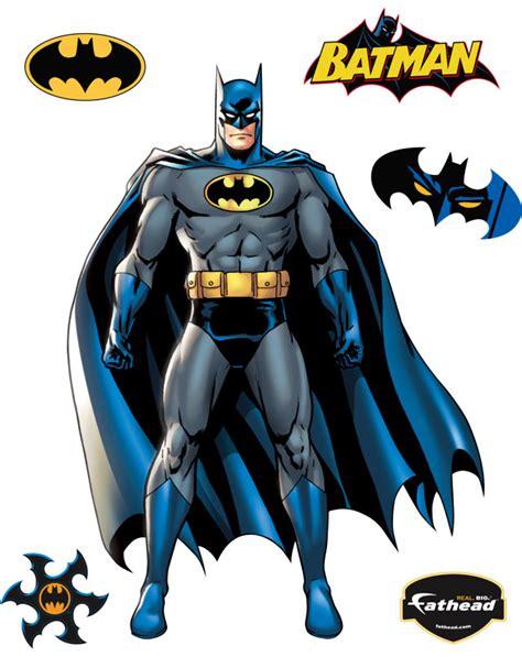batman fathead comic book wall graphic