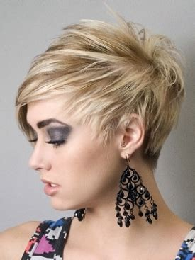 blonde pixies for diamond face best hairstyles for diamond face shapes