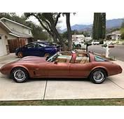 Corvettes On EBay The Four Door 1979 Corvette America
