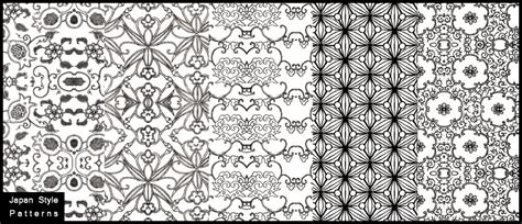 pattern brush photoshop cc japan style photoshop patterns brushlovers com