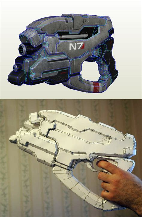 Mass Effect Papercraft - mass effect 3 n7 eagle po archives