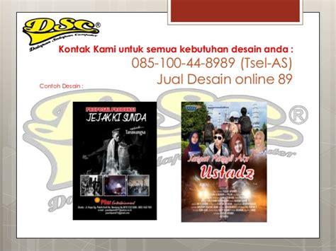 Jual Desain Grafis Online | 085 100 44 8989 tsel as jasa desain grafis online 89