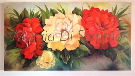 fiori da dipingere su tela marzia di somma tela arredamento su tela marzia di