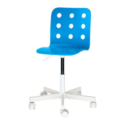 Desk Chair Childrens by Jules Children S Desk Chair Blue White Ikea