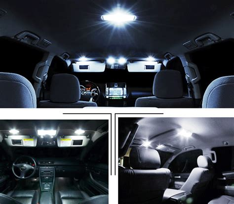 motor repair manual 2011 ford expedition interior lighting 18pcs 99 06 for chevy silverado car interior led light package deal xenon white 800000055624 ebay