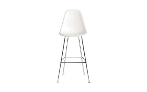 Eames Molded Plastic Stool by Eames Molded Plastic Stool Bar Height Herman Miller