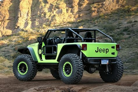 Jeep Credit Jeep Reveals Trailcat 6 Other Concepts For Moab Insider