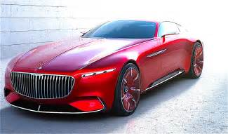 mercedes maybach vision 2016 official commercial new